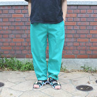 DOCTOR PANTS -GREEN-