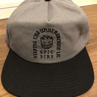 SPIT  FIRE CAP