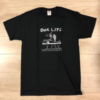 OUR LIFE BEER KHAN TEE BY BLAYZIE