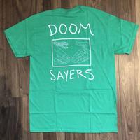 "DOOM SAYERS ""SNEAK  SHAKE"" GREEN Size M"