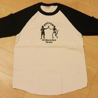 "THE DRIVEN SKATEBOARDS ""WORLD"" Tシャツ (WHITE/BLACK)"