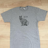 "OURLIFE ""WOLFSHIT"" S/S-Tシャツ"