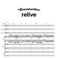 relive - BAND SCORE (Free Download)