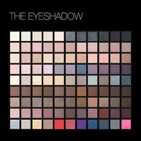 ADDICTION BY AYAKO THE EYESHADOW 99 colors