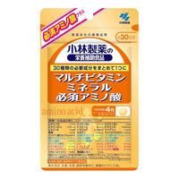 KOBAYASHI Pharmaceutical Multi Vitamin & Mineral + Amino acid