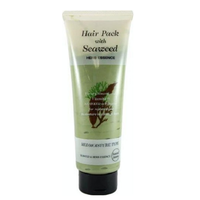 Hair Pack with Seaweed -Herb Essence- 2types