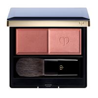 Clé de Peau Beauté blush duo poudre Refill + Case + Brush