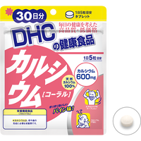 DHC  Calcium (Coral) 150tablets 30days