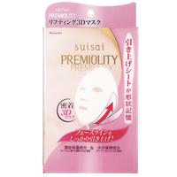KANEBO SUISAI PREMIOLITY Lift Moisture 3d Mask 4sheets