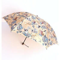 "Manhattaner's Folding Umbrella ""Picture book Mix"""