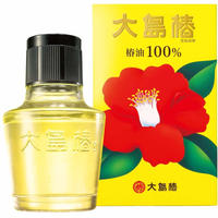 Oshima Tsubaki TSUBAKI (camellia japonica) oil 40ml