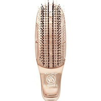 S-Heart-S Scalp Brush Pink Gold World Model Short type