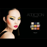 "ADDICTION BY AYAKO COMPACT ADDICTION ""Chinoiserie""  <Limited Edition> Eye shadow"