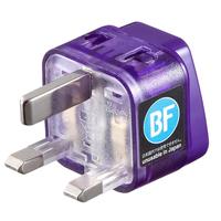 Power plug shape conversion adapter for UK & Hong Kong (Type-BF) SANWA SUPPLY