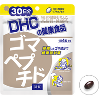 DHC Sesame peptide 120capsules 30days
