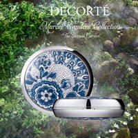 COSME DECORTÉ  Marcel Wanders Collection 2018 Face Powder 18g*2 <Limited Edition>