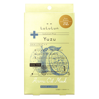 LULULUN PLUS Aroma Face Mask 30ml*5sheets (5types)