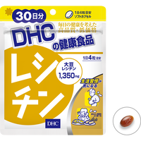 DHC Lecithin 120capsules 30days
