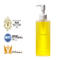 THREE Cleansing Oil 185mL <98% naturally derived ingredients>