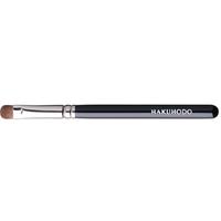 HAKUHODO B series B138 Eye Shadow Brush Round & Flat Horse