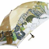 """Manhattaner's Folding Umbrella """"Ponte Vecchio"""""""