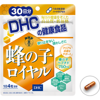 DHC Bee larva (Hachinoko) 120capsules 30days
