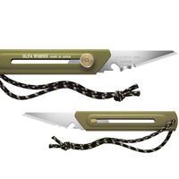 OLFA WORKS/替刃式ブッシュクラフトナイフ BK1