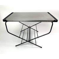 Hang Out/Fire Side Table Stainless Top