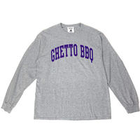 TACOMA FUJI RECORDS/GHETTO BBQ(LS) designed by Shuntaro Watanabe
