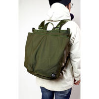 HALF TRACK PRODUCTS /Big Pocket Tote