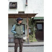 and wonder / Top fleece vest