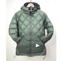 andwander/diamond stitch down jacket
