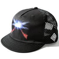 ELDORESO/Delorean Cap(Black)