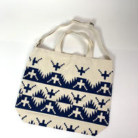 TACOMA FUJI RECORDS/ALASKAN KING CRAB TOTE designed by Jerry UKAI