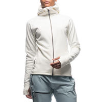HOUDINI/Womens Power Houdi(Powderday White)