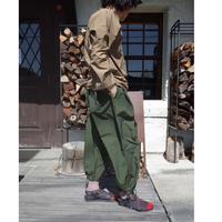 Яeft/Ankle Length Wide Pant