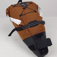RawLow Mountain Works / Bike'n Hike Bag Amber Brown
