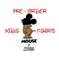 【MOUSE in MOUSE】OKIDS-001 (KIDs Tee)