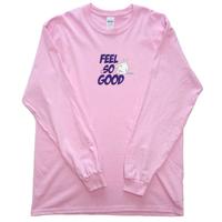 FEEL SO GOOD tee L/S