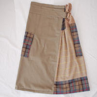 巻きスカート