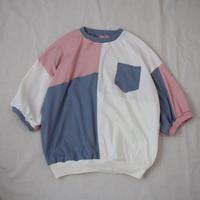 Tシャツ(ピンク・ブルー系)