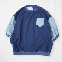 Tシャツ(ブルー系)
