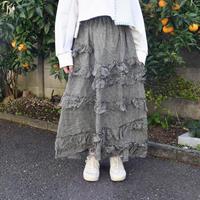 yushokobayashi Ruffle Skirt