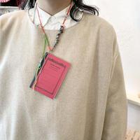 ラスト1☆yushokobayashi  jewelery with notebook