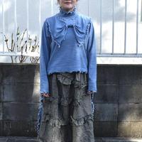 o new reverse knit blue