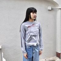 gagu  long sleeve-gray