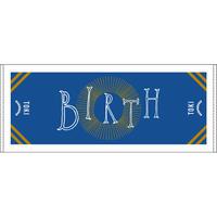 BIRTH タオル