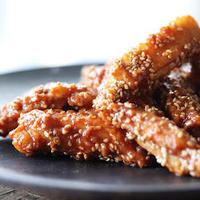 """【オンライン】美味しいコチュジャンで作る""""万能たれ""""でヤンニョムチキンとおかずバリエ2種"""