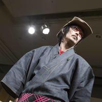 【受注生産】国産生デニム着物 saigetsu No.0<納期は約2ヶ月>