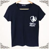 QUEEN ALICE HEART Tシャツ